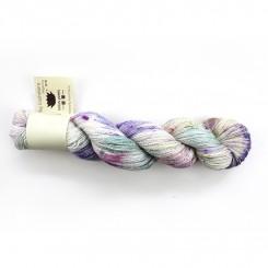 Silky cashmere, Håndfarvet