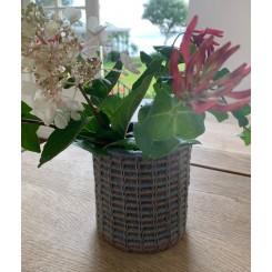 Løbbinding, Kit til vase og/eller bordskåner