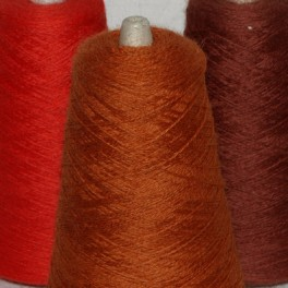 Vævekit, Tørklæde i uld/krympegarn-Elm