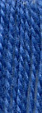 137 Støvet blå