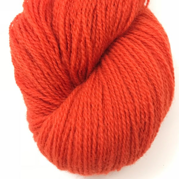 6131 orangerød