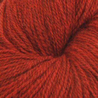 6503 mørk orangerød
