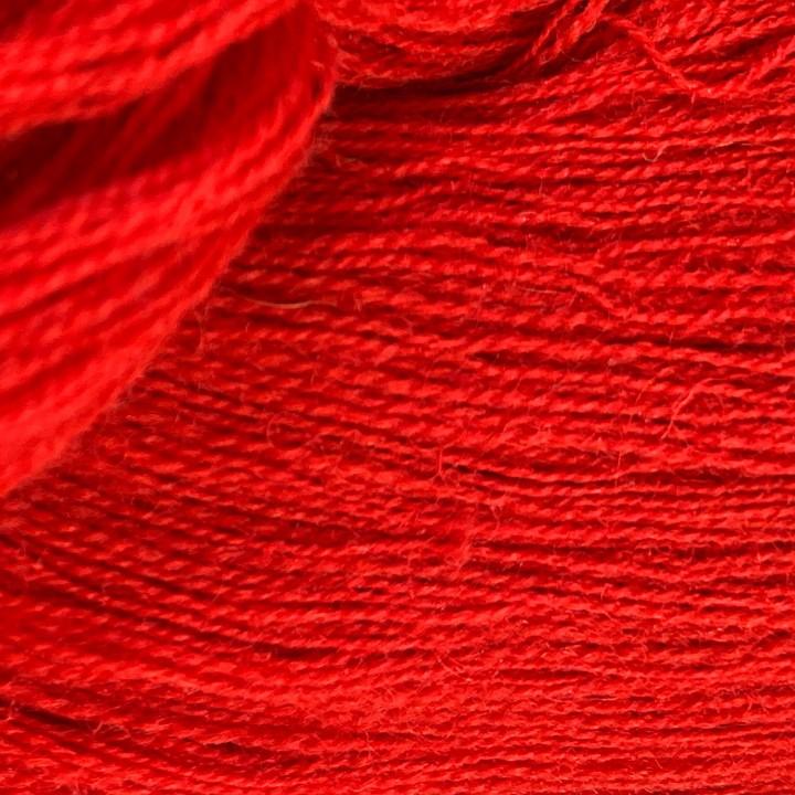Klar rød