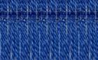 Blå med lyseblå striber